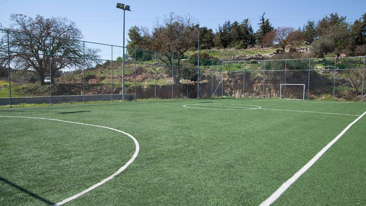 Γήπεδα 5x5 & Tennis ΡΟΑ